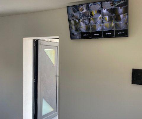 Pelibox Self Stockage Surveillance Camera