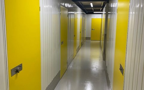 Pelibox Self Stockage Couloir