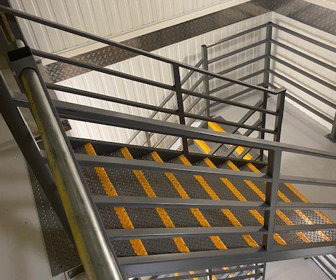 Pelibox Self Stockage Vue Escalier